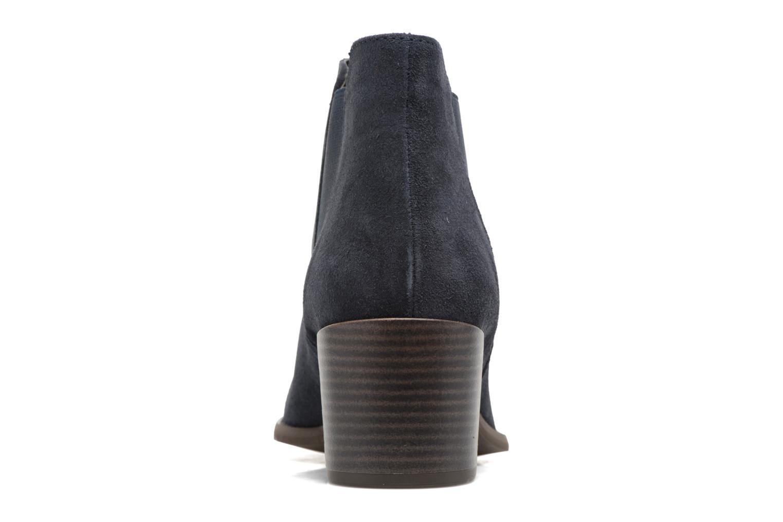 Bottines et boots Tamaris Bronweg Bleu vue droite
