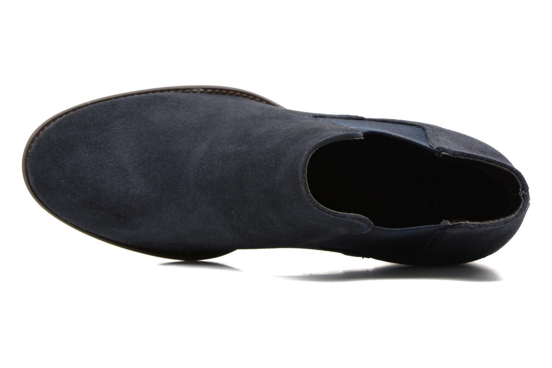 Bottines et boots Tamaris Bronweg Bleu vue gauche