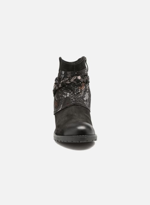 Boots Chez noir Bottines Calion Tamaris Et xwIq6XU