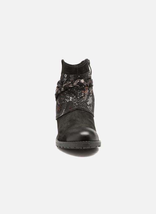 Bottines et boots Tamaris Calion Noir vue portées chaussures