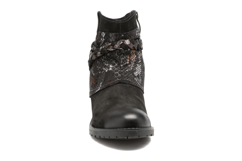 Boots en enkellaarsjes Tamaris Calion Zwart model