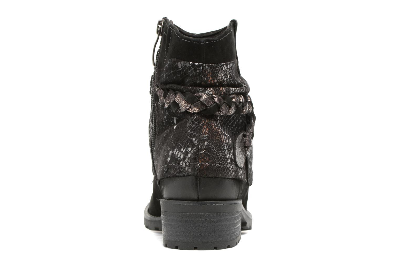 Boots en enkellaarsjes Tamaris Calion Zwart rechts
