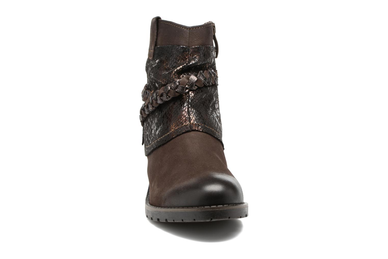 Boots en enkellaarsjes Tamaris Calion Bruin model