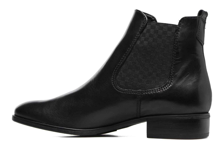 Bottines et boots Tamaris Calywen Noir vue face