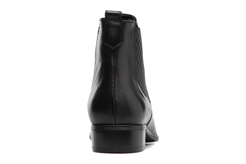 Bottines et boots Tamaris Calywen Noir vue droite
