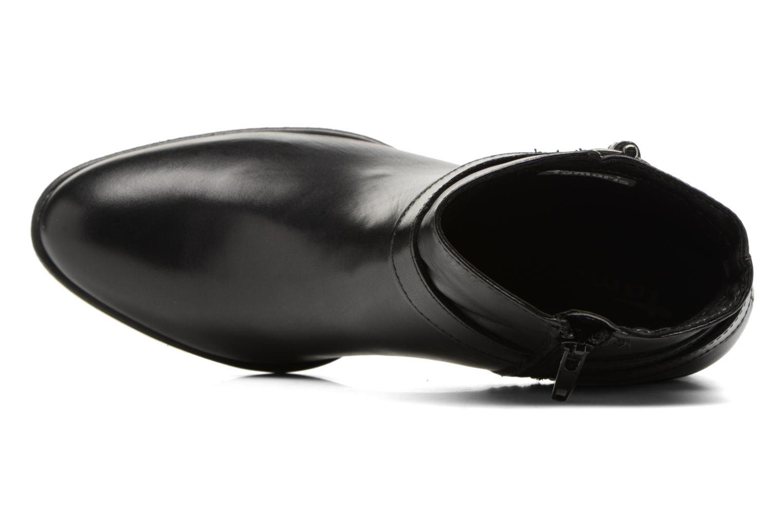Boots en enkellaarsjes Tamaris Ciryan Zwart links