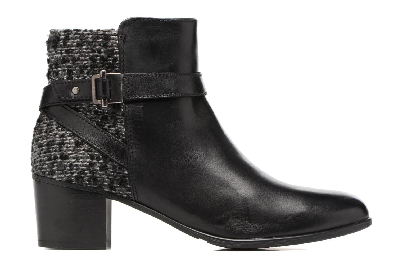 Boots en enkellaarsjes Tamaris Ciryan Zwart achterkant