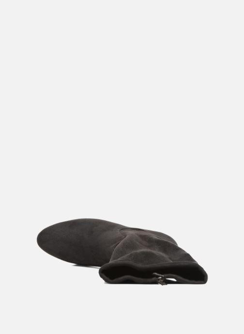 Stiefel Tamaris Finwe schwarz ansicht von links