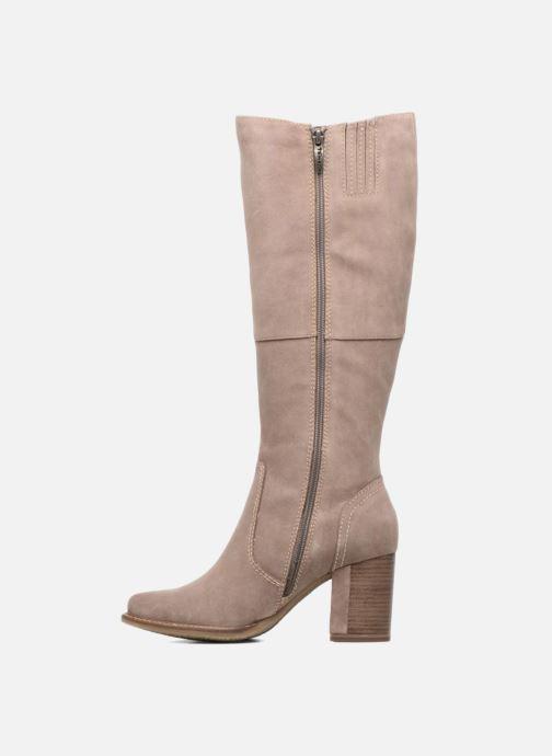 Boots & wellies Tamaris Lenwe Beige front view