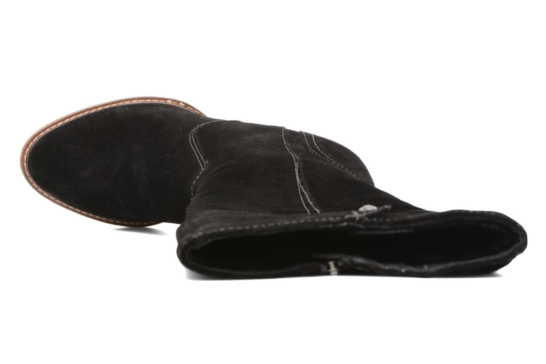 Bottes Tamaris Lenwe Noir vue gauche