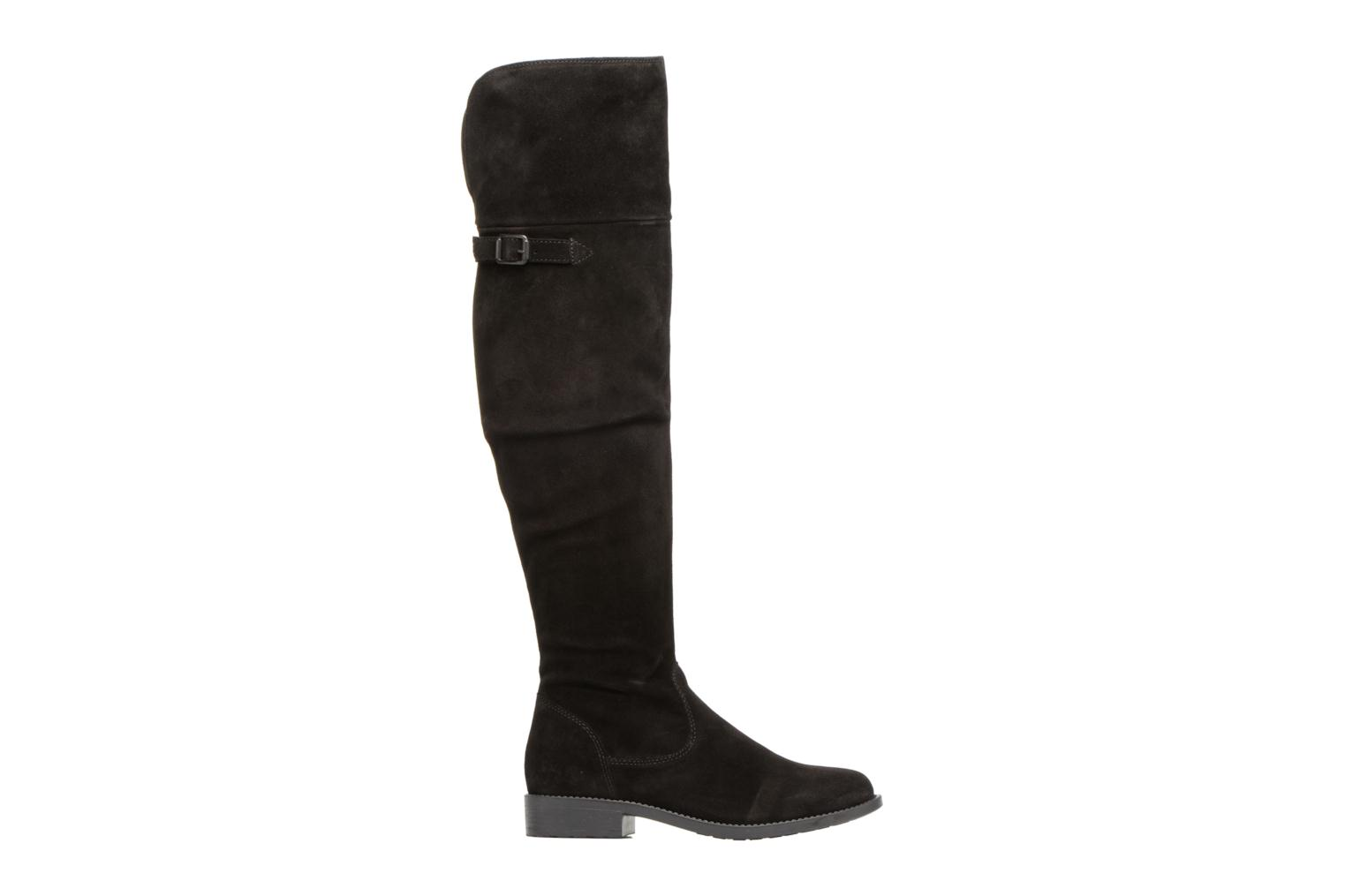 Boots & wellies Tamaris Magla Black back view