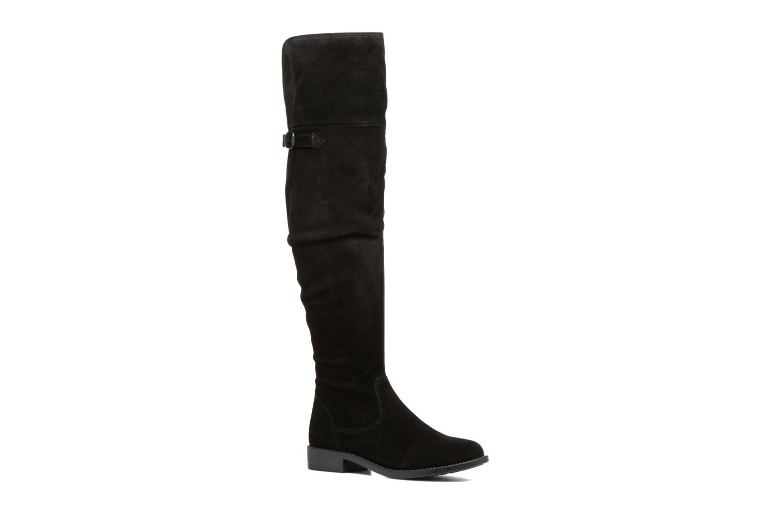 Boots & wellies Tamaris Magla Black detailed view/ Pair view