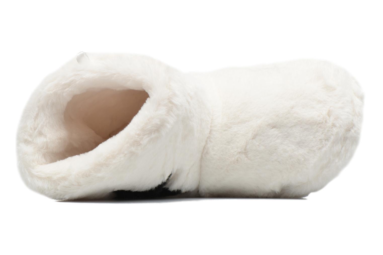 Chaussons Sarenza Wear Chaussons Boots Femme Etoile Blanc vue gauche