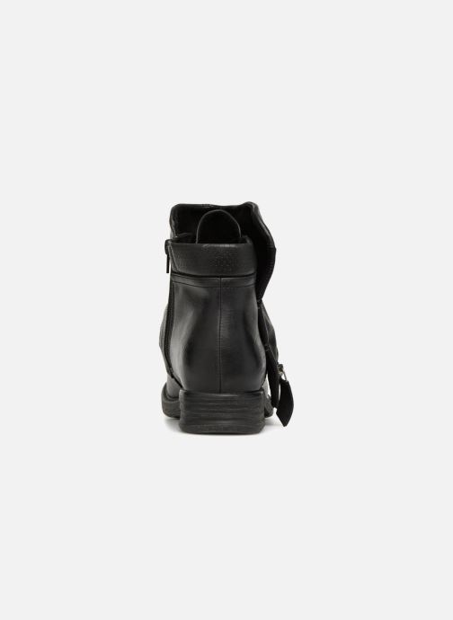 Bottines et boots Dockers Neele Noir vue droite
