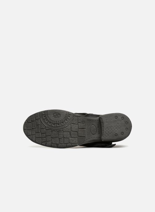 Boots en enkellaarsjes Dockers Neele Zwart boven