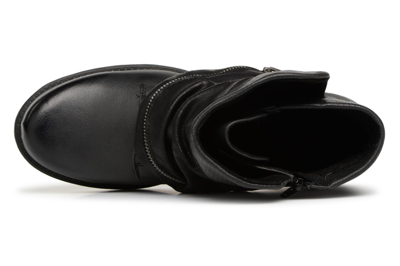 Bottines et boots Dockers Neele Noir vue gauche