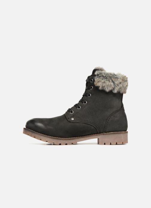 Bottines et boots Dockers Finn Noir vue face