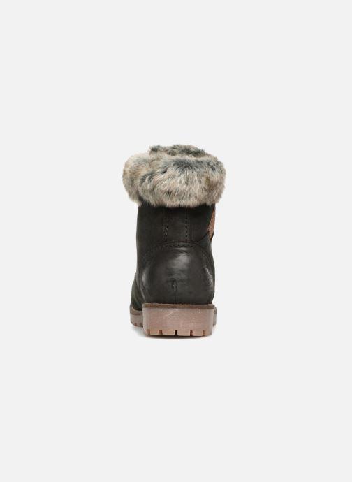 Bottines et boots Dockers Finn Noir vue droite