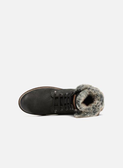Bottines et boots Dockers Finn Noir vue gauche