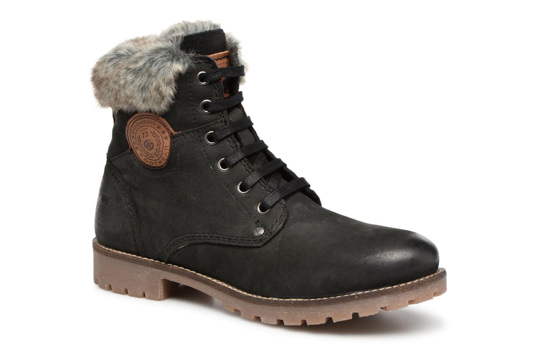 Los últimos zapatos de descuento para hombres y mujeres -  Dockers Finn (Negro) - mujeres Botines  en Más cómodo 768e3c