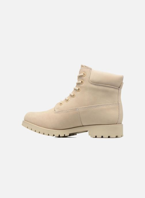 Bottines et boots Dockers Pia Gris vue face