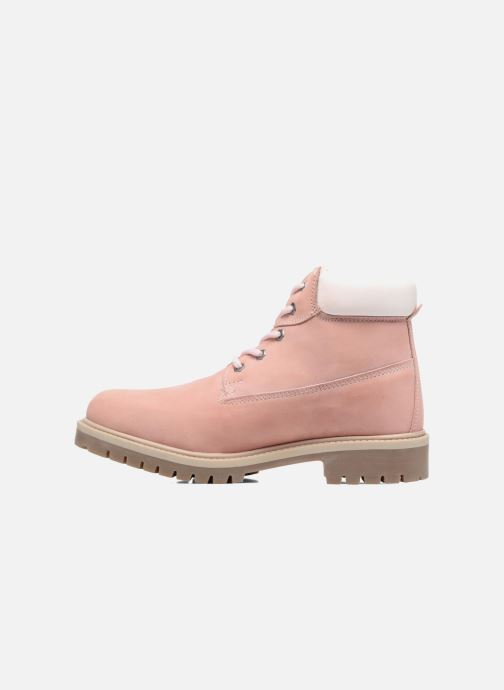 Bottines et boots Dockers Klara Rose vue face