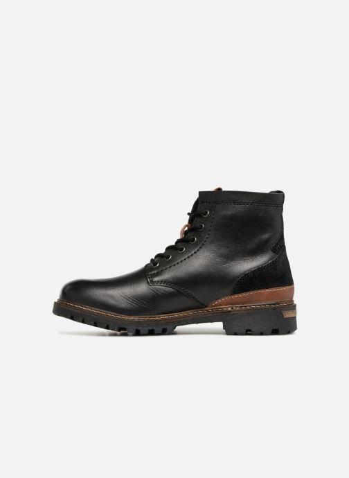 Bottines et boots Dockers Otto Noir vue face