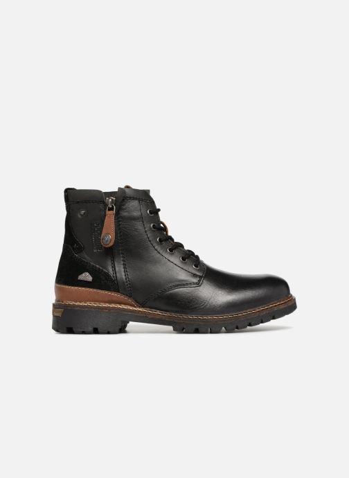 Bottines et boots Dockers Otto Noir vue derrière