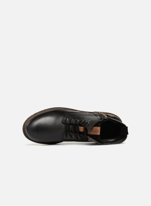 Bottines et boots Dockers Otto Noir vue gauche