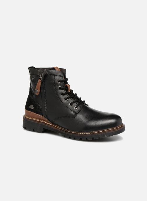 Bottines et boots Dockers Otto Noir vue détail/paire