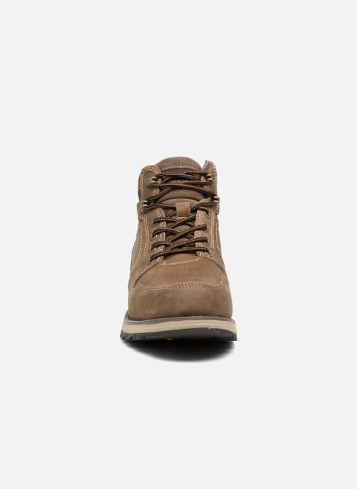 Bottines et boots Dockers Klaus Marron vue portées chaussures