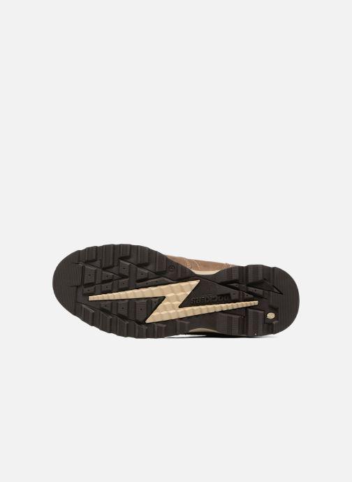 Boots en enkellaarsjes Dockers Klaus Bruin boven