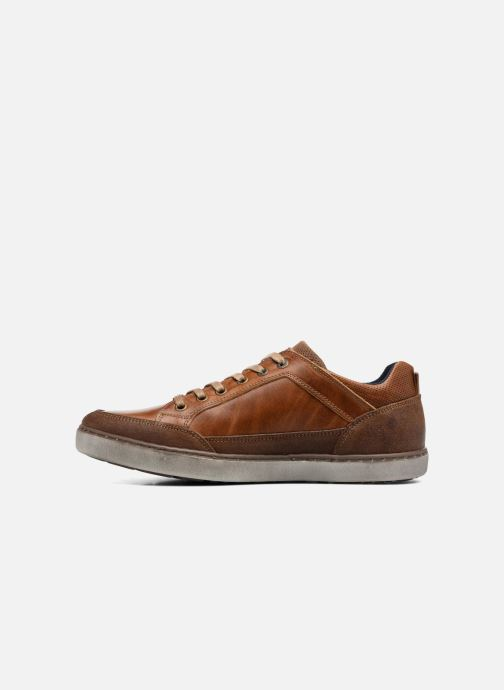 Trainers Dockers Jan Brown front view