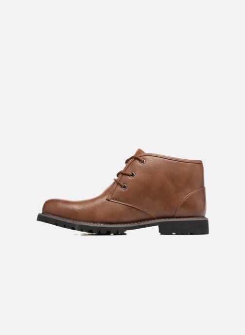 Botines  I Love Shoes BAUDOUIN Marrón vista de frente