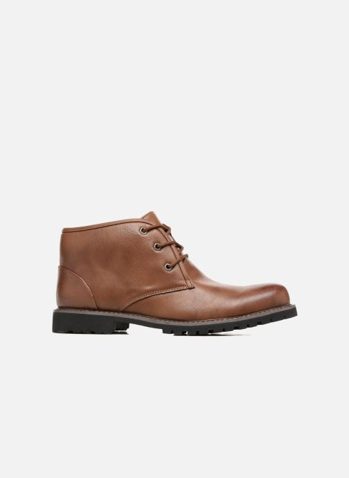 Botines  I Love Shoes BAUDOUIN Marrón vistra trasera