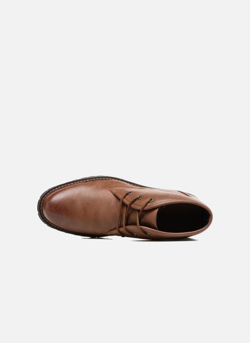 Botines  I Love Shoes BAUDOUIN Marrón vista lateral izquierda