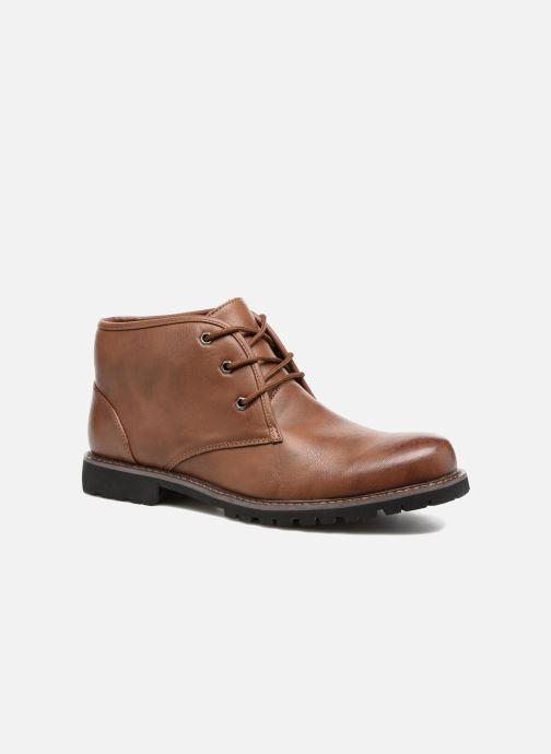 Bottines et boots I Love Shoes BAUDOUIN Marron vue détail/paire