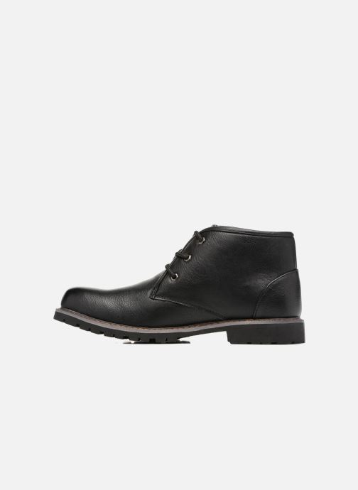 Ankle boots I Love Shoes BAUDOUIN Black front view