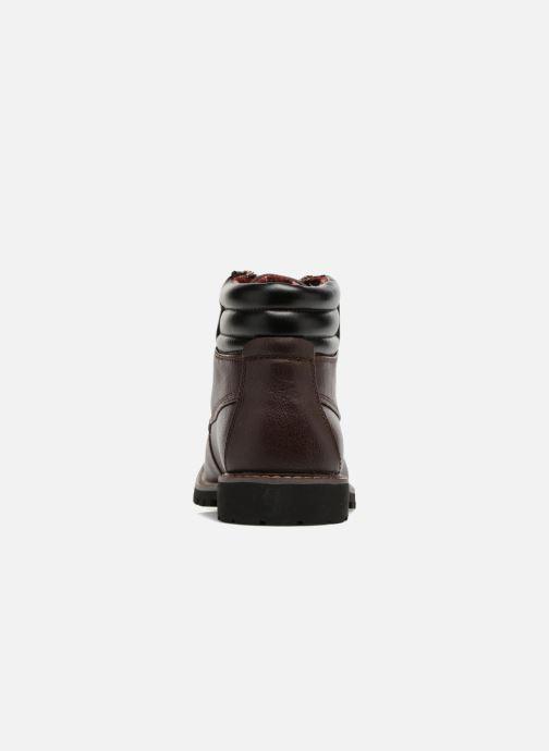 Stivaletti e tronchetti I Love Shoes BAYARD Marrone immagine destra