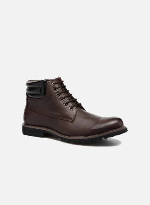 Ankle boots I Love Shoes BAYARD Brown detailed view/ Pair view