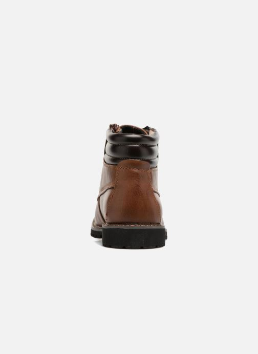 Ankle boots I Love Shoes BAYARD Brown view from the right
