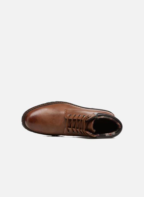 Boots en enkellaarsjes I Love Shoes BAYARD Bruin links