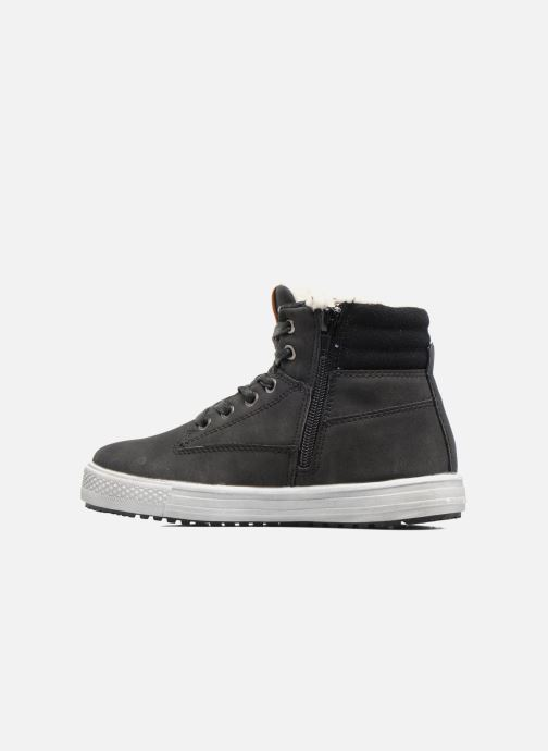 Ankle boots I Love Shoes BOREL Black front view