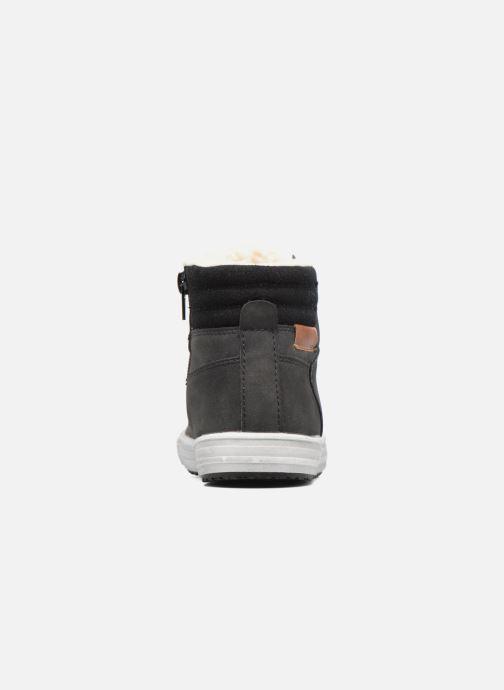 Boots en enkellaarsjes I Love Shoes BOREL Zwart rechts