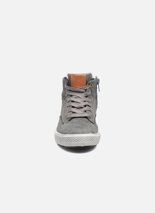 Bottines et boots I Love Shoes BOREL Gris vue portées chaussures
