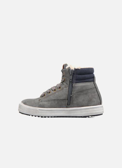 Boots en enkellaarsjes I Love Shoes BOREL Grijs voorkant