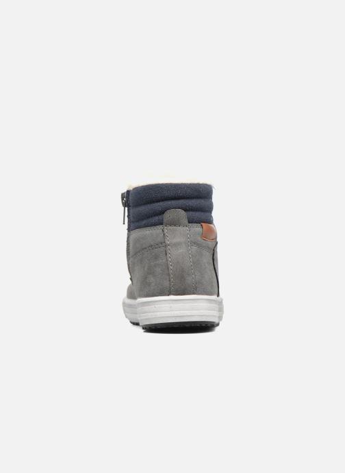 Bottines et boots I Love Shoes BOREL Gris vue droite