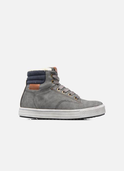 Boots en enkellaarsjes I Love Shoes BOREL Grijs achterkant