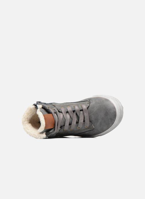 Boots en enkellaarsjes I Love Shoes BOREL Grijs links