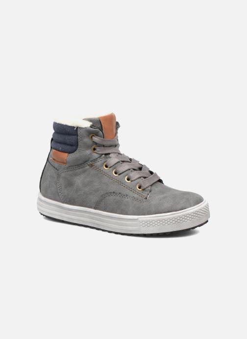 Boots en enkellaarsjes I Love Shoes BOREL Grijs detail